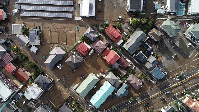 台風 郡山 被害 市